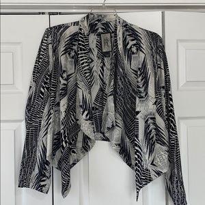 Angel Ribbons crop jacket